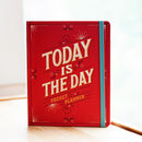 'Today Is The Day' Pocket Planner