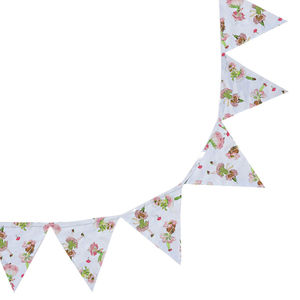 Flower Fairy Bunting