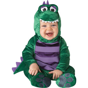 Baby's Dinosaur Dress Up Costume - on trend: dinosaurs