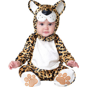 Baby's Leopard Dress Up Costume