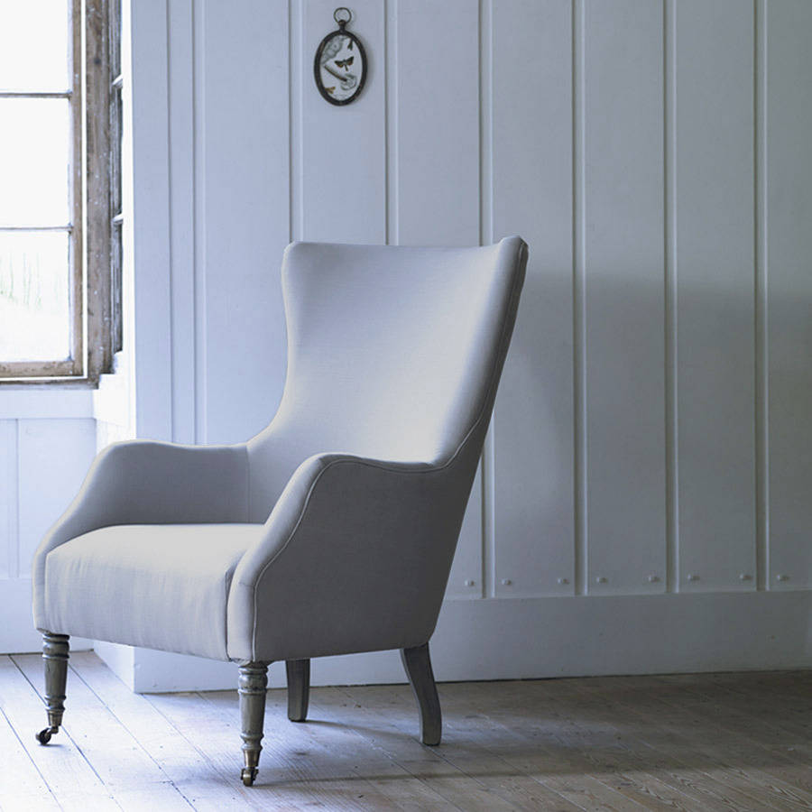 bromley wing back chair