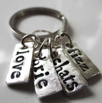 Favourite Things Key Ring