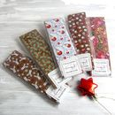 Christmas Chocolate Bookmarks