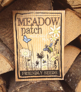 Meadow Patch Seeds - prepare for spring