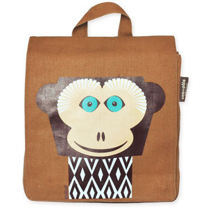 Backpack Monkey