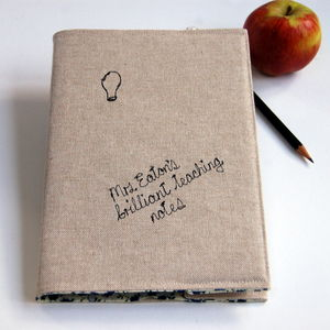 Teacher's Brilliant Ideas Notebook - gifts for teachers