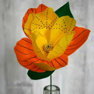 Eternal Lotus Paper Flower - room decorations