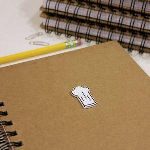 'Chef' A5 Recipe Notebook