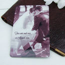 Aluminium Photo And Message Wallet Insert