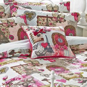Paris Percale Cotton Cushion Cover - view all sale items