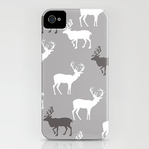 Reindeers On Your Phone Case - phone & tablet covers & cases