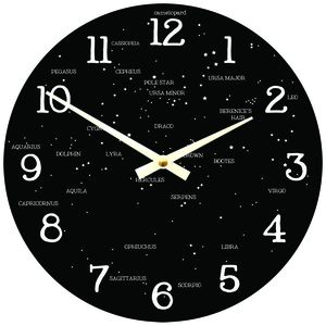 Constellation Clock - clocks