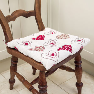Clarise Seat Pad - cushions