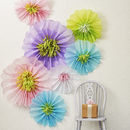 Giant Paper Flower Wall Decoration