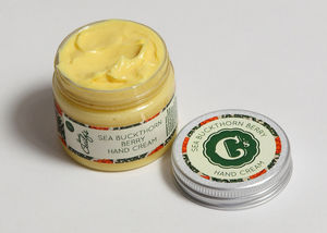 Sea Buckthorn Berry Hand Cream