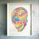 'Inner Workings Of The Mind' Fine Art Giclée Print