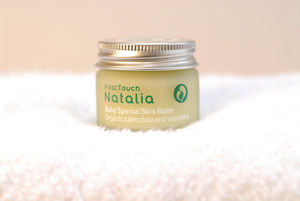 Baby Special Skin Balm For All Over Healing - baby changing