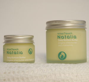 Baby Bottom Butter With Calendula For Sensitive Skin - baby care