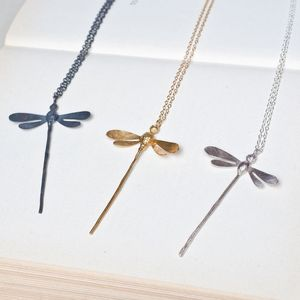 Dragonfly Necklace - necklaces & pendants