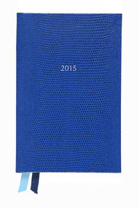 The Small/Mid Size Diary 2015 In Four Pellaq Colours