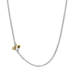 Molly Brown Gold Vermeil Honey Bee Necklace