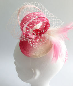 Diy Dip Dye Fascinator Making Kit - hats, hairpieces & hair clips