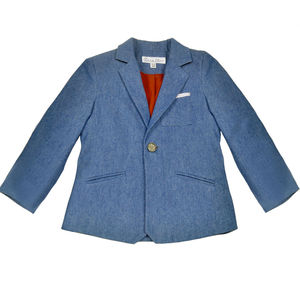 Denim Blazer - coats & jackets