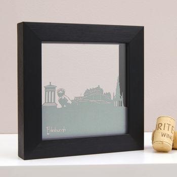 Edinburgh Mini Wall Art