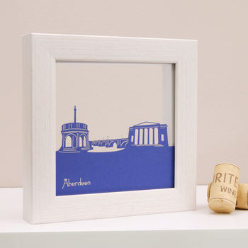 Aberdeen Mini Papercut