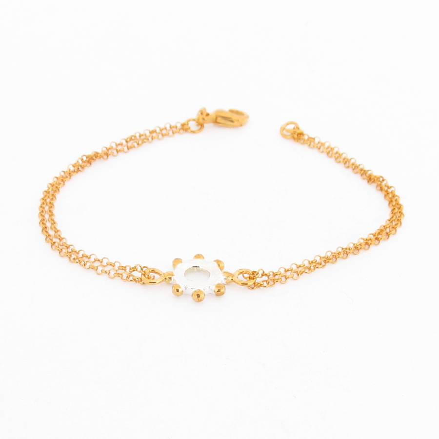 Casia Bracelet Gold
