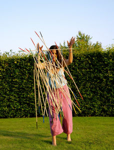 Gigantic Garden Pick Up Sticks