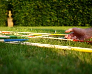 Ginormous Garden Pick Up Sticks - games