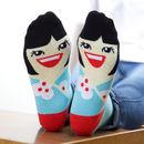 Yoko Mono Socks