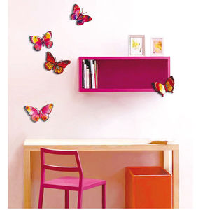 3D Butterfly Wall Stickers - wall stickers