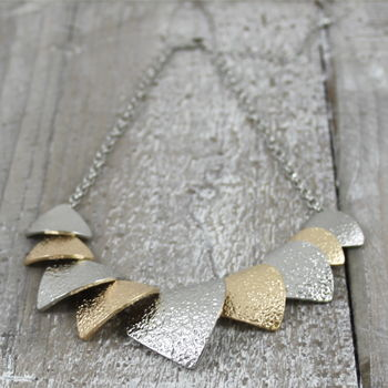 Eden Two Tone Necklace