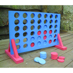Giant Foam Four In A Row Game