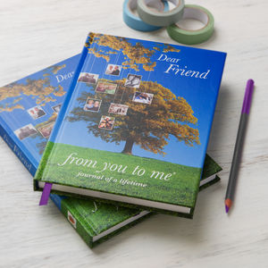 'Dear Friend', Journal Of A Lifetime