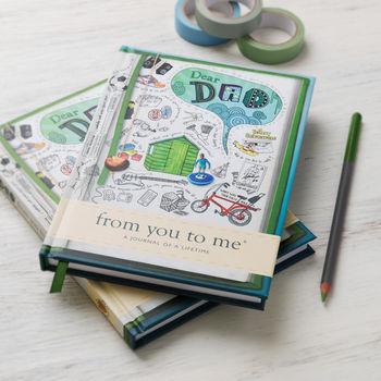 'Dear Dad' Journal Of A Lifetime