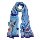 Passion Blue Scarf