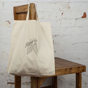 Coffee Lover's Gift Tote Bag