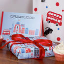 Gift Wrap London Theme