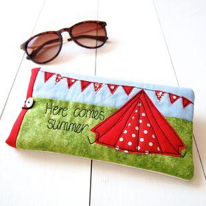 Camping Sunglasses Case - women's accessories