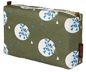 Ceramic Wash Bag And Cosmetic Bag - wash & toiletry bags