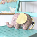 Mabel The Elephant Doll
