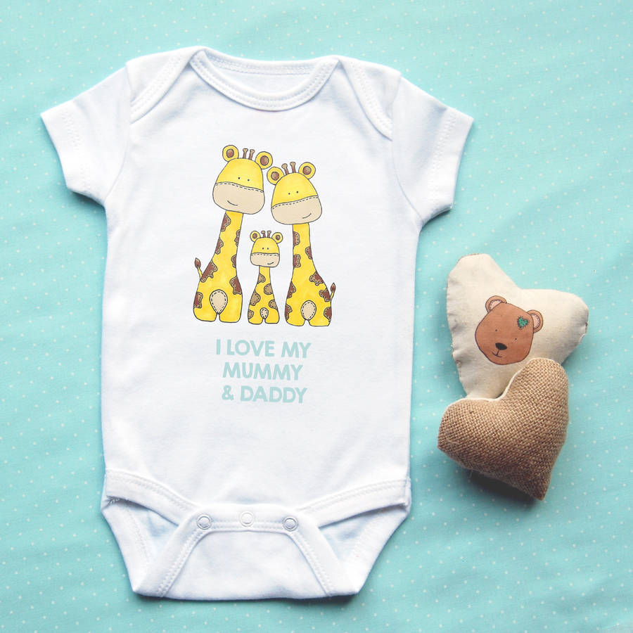 Mummy Baby Clothing for Kids & Babies at Spreadshirt Unique designs day returns Shop Mummy Kids & Babies Baby Clothing now!