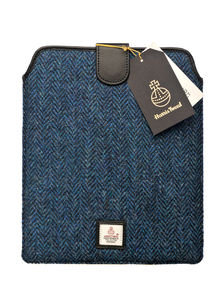 Glasgow 2014 Harris Tweed iPad Sleeve - women's accessories