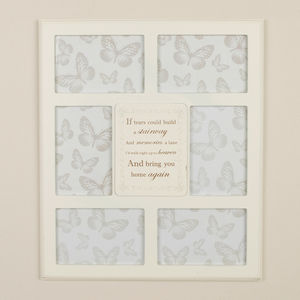 Special Memories Personalise Multi Frame - picture frames