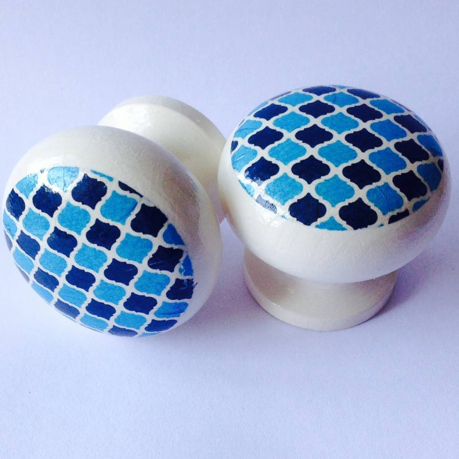 Surface Candy Moroccan Mortice Door Drawer Cupboard Knob