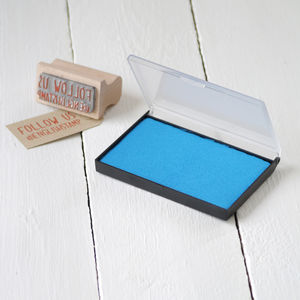 Colour Ink Pad - card crafting