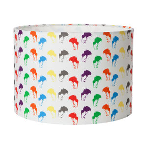Kiwi Splendour Lampshade - lighting